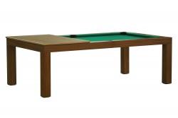 "Billiard Table ""Dynamic Mozart"", 7 ft., brown, Pool"