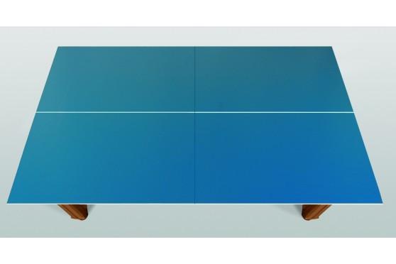 Tabletennis Cover for  Pronto & Pronto Vision, blue