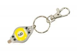 "Schlüsselanhänger ""9"" LED"