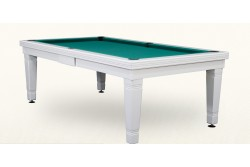 "Billardtisch ""Elsass - II"" 7  Pool inkl. Abdeckplatte - Nachfolgemodell -"