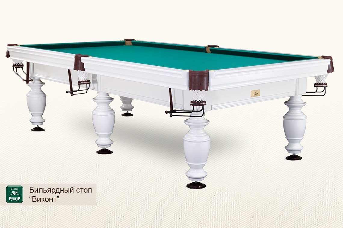 Billiard table viscount pool for 10 pool table