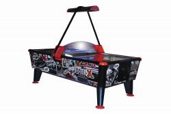 Airhockey COMIX 6 & 8 ft. (Fuß) schwarz/blau/rot (kommerziell)