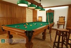Billardtisch EARL GREY Pool