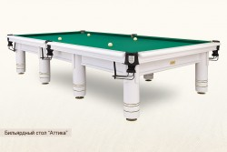 Billiard Table ATTICA