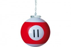 "Billiard drop light ""11"""
