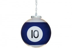 "Billiard drop light ""10"""