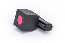 Chalkholder Magnetic , plastic clip