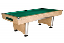 "Billiard Table ""Triumph"" oak Pool"