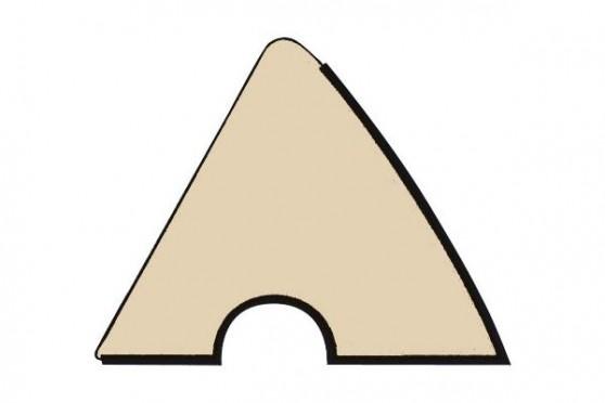 "Bandengummi Dybior ""SPEED BALL RUS PRO"" Pyramid"