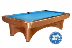 "Billiard Table ""Dynamic III"" brown Pool"