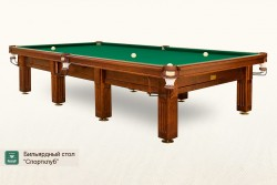 Billiard Table SPORTS CLUB