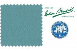 Сукно Simonis 760 ,  powder-blue, Пул&Пирамида