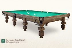 Billiard Table EARL GREY Pyramid