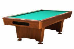Billardtisch TRIUMPH Pool, braun 7&8 ft