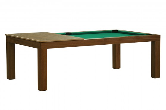 "Billiard Table ""Dynamic Mozart"", 7 ft., piano white, Pool"