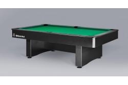 """Billardtisch """"DINO CLUB"""" Pool, schwarz , weiß oder eiche , Tuchfarbe frei wählbar!"""