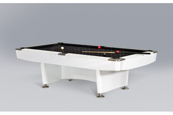 "Billiard Table "" DINO SPORT ""  Pool,  black /oak"