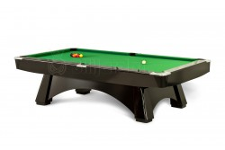"Billiard Table "" DINO SPORT PRO""  Pool,  black /oak/white"