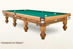 Billiard Table FAVOURITE Pyramid