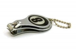 Keychain Nail Clipper, Ball 8