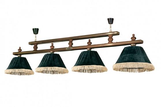 "Lamp ""Alexandria Luxury"", green"