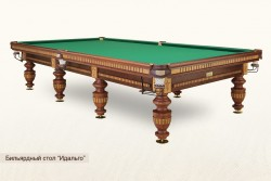 Billiard Table HIDALGO Pool