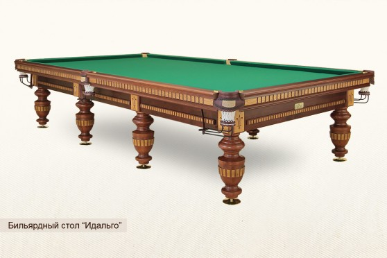 Billiard Table HIDALGO