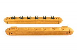 "Cue Holder ""Roman"" oak, for 6 Cues"