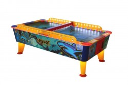 Commercial Airhockey SHARK 6 & 8 ft.