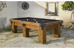 "Billardtisch ""Rustic Ranch "" Pool"