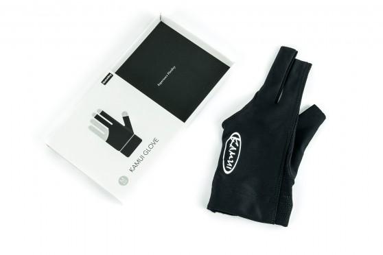 Billiard Glove, Kamui, Black