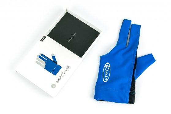 Billiard Glove, Kamui, Blue