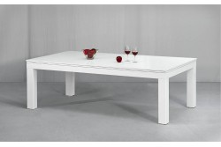 Billard Table PRONTO VISION Pool shinning white or matte white