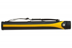 "Cue bag ""Style"", black-yellow 2/2"