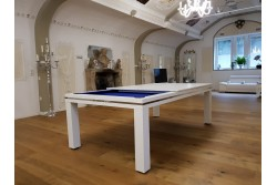 "Billiard Table ""Dynamic Mozart"", 7 ft., matte white  Pool"