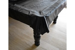 Table Cover Vynil, black