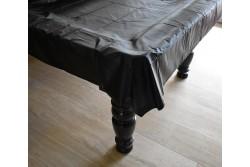 Покрывало для стола, винил, черное