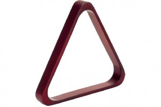 "Dreieck ""Dynamic"", Pool, Holz , mahagoni"