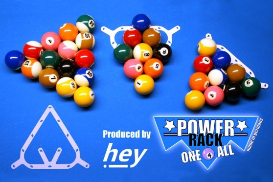 Aufbauhilfe, Pool, Ultimate Ball Rack Pro, PVC, zweiteilig