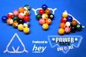 Power Rack, Pool, one 4 all (9-Ball / 10-Ball / 8-Ball)