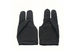 Billiards Glove, black