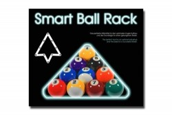 "Setup tool ""Ultimate Ball Rack Pro"", PVC, 2 pcs, white, Pool"