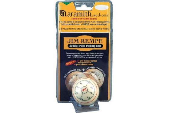 "Trainingsball ""Aramith Jim Rempe"""