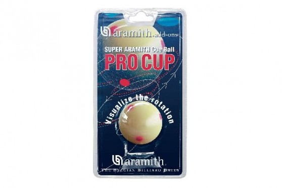 "Training ball ""Aramith Pro-Cup Cue Ball"""