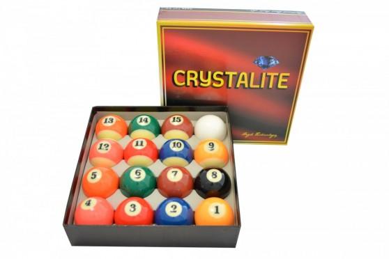"Ball Set ""Crystalite Pro Match"" 57,2mm Pool"
