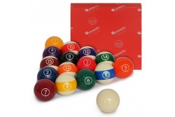 "Aramith Ball Set ""Continental"" 57,2mm Pool"