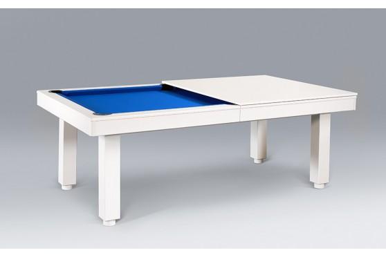 Billard und Esstisch DINO EXTRA , Pool 6&7 ft inkl. Abdeckplatte