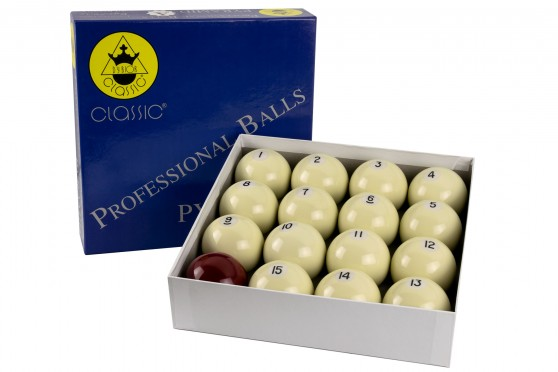 "Classic Ball Set ""A-Quality"", 68mm, Pyramid"