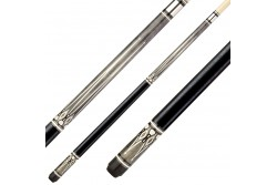 Billard Cue Classic  T8 - Series CT8-2, grey, Quick Release