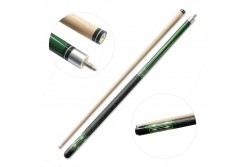 "Billiard cue ""First"", dark-green, Pool"